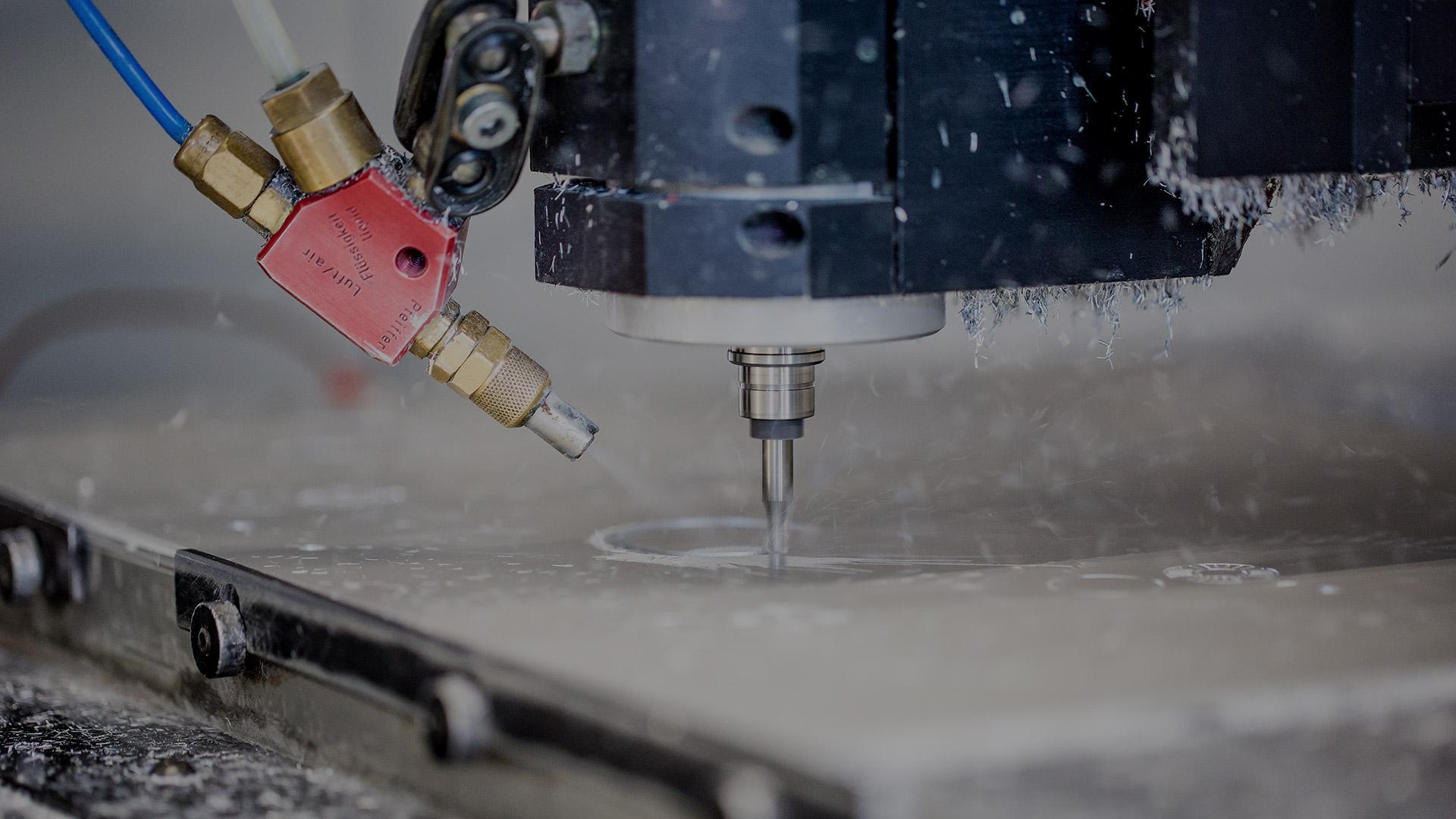 Wir machen Industriegravuren